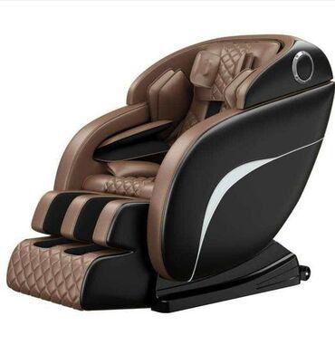 Медицинская мебель - Кыргызстан: Продается массажное кресло. Новое. Месяц назад покупали для бабушки