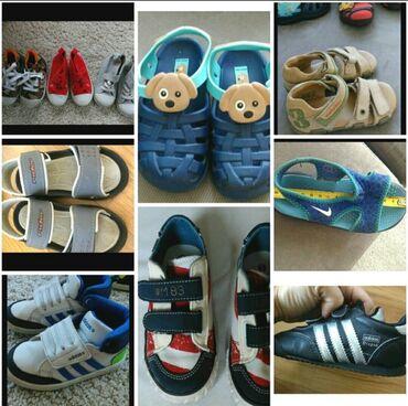 Patike i sandale kao nove