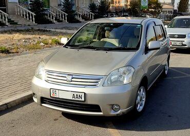 Toyota Raum 1.5 л. 2003 | 249000 км