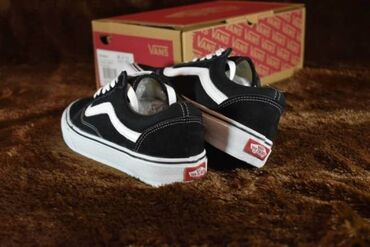 New clearance Vans