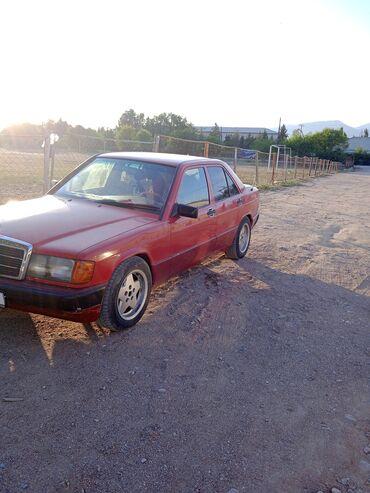 Транспорт - Тамчы: Mercedes-Benz 190 (W201) 1.8 л. 1999 | 12 км
