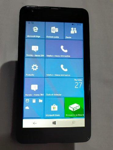 Microsoft   Srbija: Lumia 535 Dual sim. ispravan telefon,dve kartice,prodaje se sa