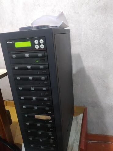 дисковод dvd rom в Кыргызстан: Дубликатор Викопи (Vicopy)Покупали где то за 1000 долл. В отличном