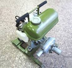 Оборудование для бизнеса в Чолпон-Ата: Продам мотопомпу АН-2К в комплекте документы, крепления шлангов