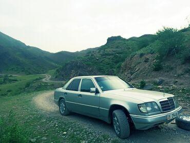 купить бус в рассрочку в Кыргызстан: Mercedes-Benz W124 2.5 л. 1994