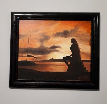 Слика, уље на платну, 63х73 цм - Smederevska Palanka