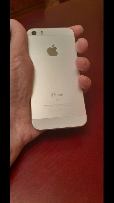 Apple Iphone - Leskovac: Polovni iPhone SE 16 GB Silver