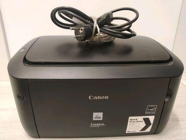 Canon 6020b Отл.состояние. Рабочий принтер черно-белый лазерный