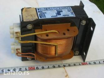 Nov neupotrebljavan i nije uključiivan u el. uređaje. Masivan i - Bajina Basta