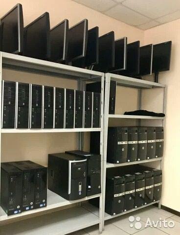 Продажа компьютеров б.у в Бишкек