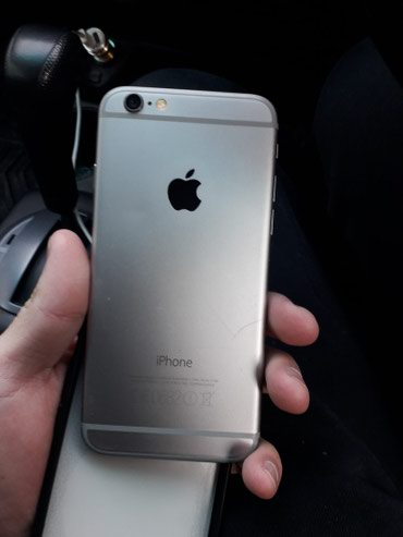 Iphone 6 16 gb 8000 в Бишкек