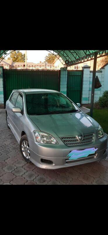 Toyota Allex 1.5 л. 2003 | 180000 км