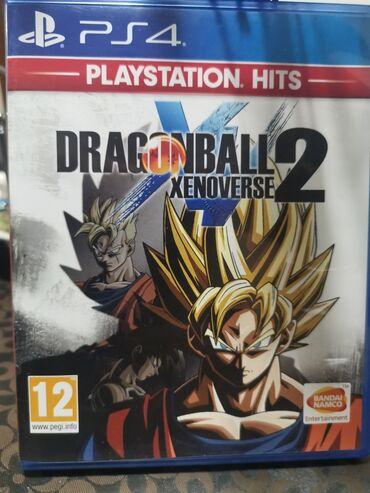 Sony 2 - Srbija: DRAGON BALL XENOVERSE 2ORIGINALNA IGRICA ZA PS4Porucujete artikal tako