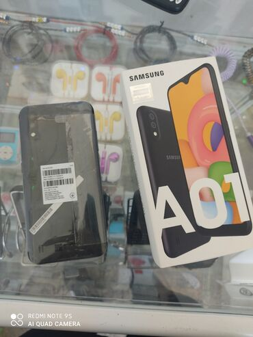 Dübəndida: Samsung A01