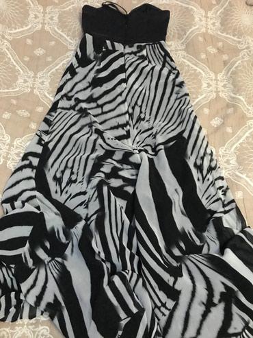 Продаю вечернее платье,одевала 1раз в Бишкек
