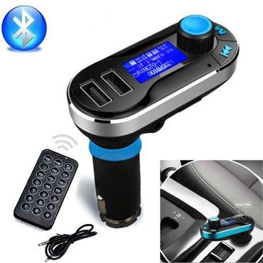 Bakı şəhərində Bluetooth fm modulyator. Trasmitter. Blutuz madilyator. Usb ve mikro