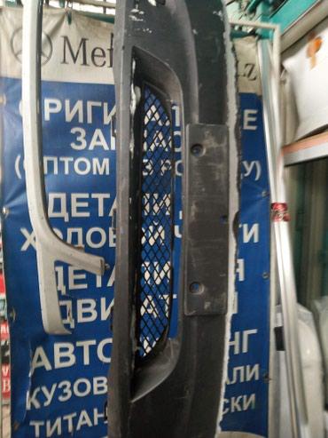 Бампер и сабля на спринтер 906 (REX). в Лебединовка