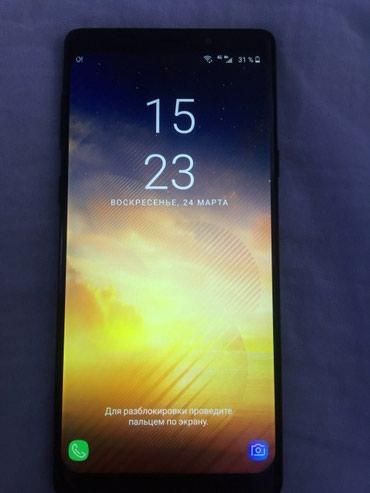 Samsung Galaxy Note 9. в Бишкек