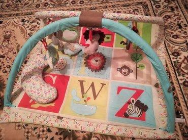 Продаю, коврик с игрушками для младенца, купили в Швеции в Бишкек