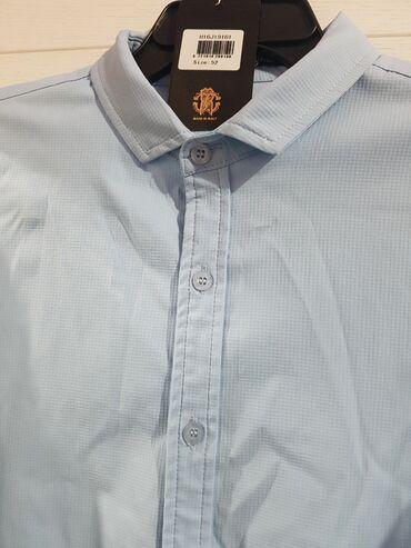 Рубашка мужская турецкая новая RobertoCaval, 500сом
