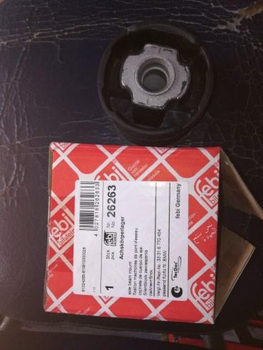 Подушка задней балки BMW X5 E53 фирма febi в Бишкек