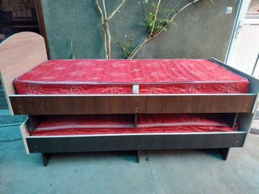 Кровати две полуторки.Две за 8000,одна 4500. торг в Бишкек