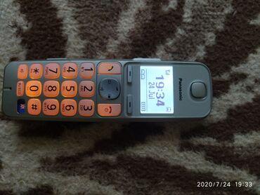 Panasonik slusalica ispravna sa baterijoma od 650mah i punjacem za AAA