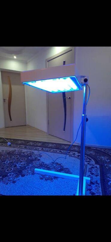 Аренда фотолампы от желтухи четырёх ламповый германская