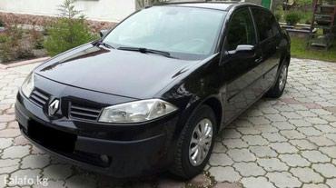 рено премиум 420 dci в Кыргызстан: Renault Megane 2005