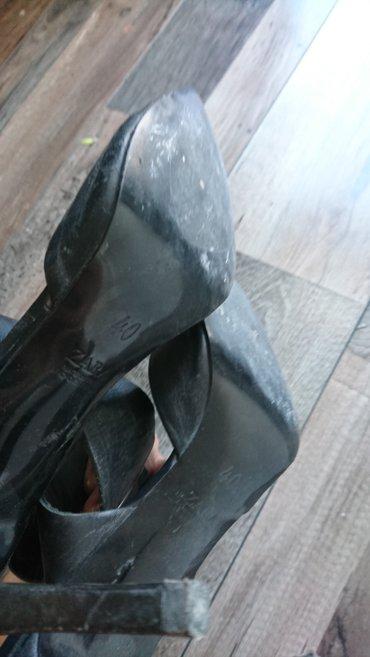 Zara 40 size 100 % δερμα σε Σαλαμίνα - εικόνες 2
