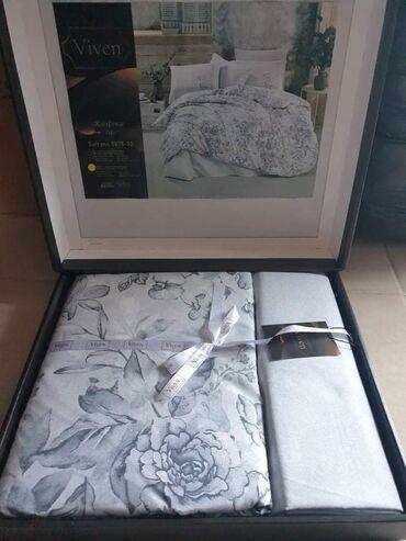 Viven posteljineRanforce čistCENA: 3000 DINDimenzije:Jorganski čaršaf