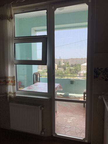 Plastik qapi pencere 2,2m*1,5m
