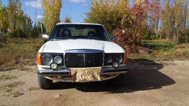 Транспорт - Чок-Тал: Mercedes-Benz W123 2 л. 1981 | 33410 км