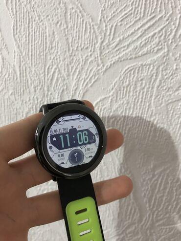 Спортивные часы Amazfit pace, в очень хорошем состоянии
