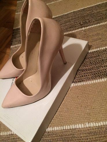 Puder-roze cipele,kao nove. - Belgrade