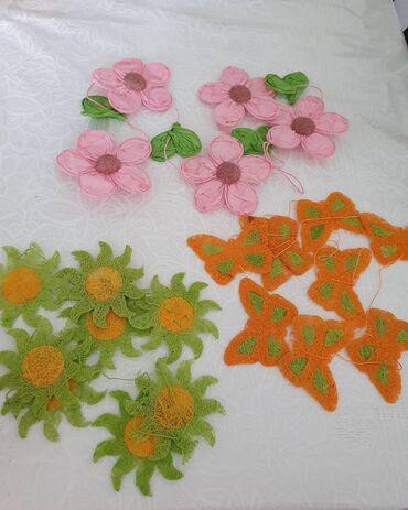 Tekstil Azərbaycanda: Dekor 7 azn