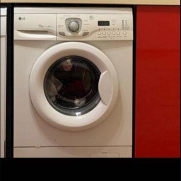 Elektronika Göytəpəda: Vertical Avtomat Washing Machine LG 5 kq