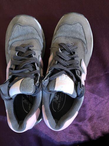 Продаются почти новые кроссовки New Balance, надевала три раза. 36-36