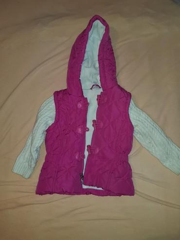 Zimske helanke teksas jaknice bluzice za - Srbija: Kisno odelo i jaknice za zimu za devojčice vel 92