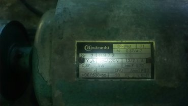 Pumpa za vodu trofazna - Novi Sad