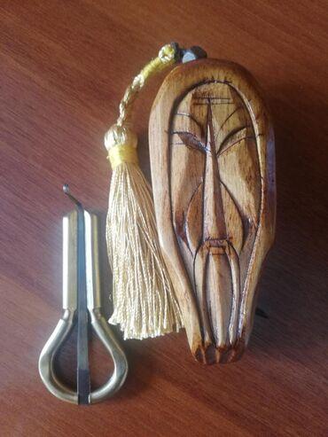 Другие музыкальные инструменты в Кыргызстан: Алтайский Варган Автор Павел Поткин. Корпус Латунь, Язычок Сталь