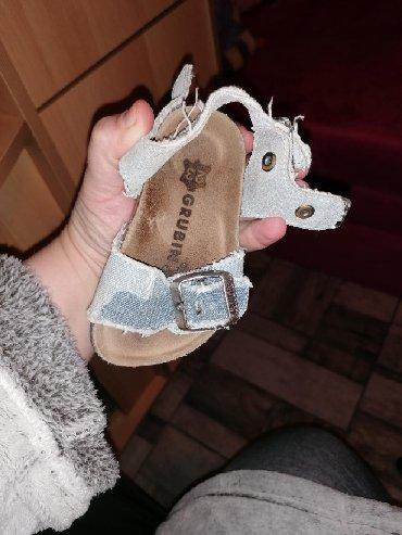 Dečije Cipele i Čizme - Velika Plana: Grubin sandalice kao nove, bile nam male pa ih nismo nosili vise od 5