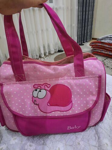 сумка для мам в Кыргызстан: Продаю детскую сумку для мам. Качество супер. Состояние новое