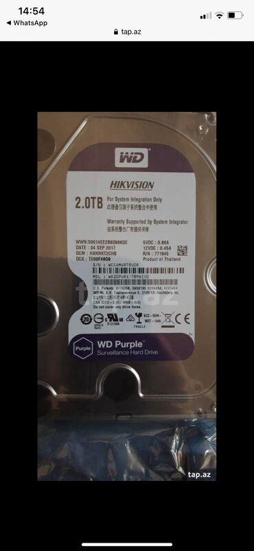 2tb hdd toshiba - Azərbaycan: Malın tipiSərt disklər (HDD, SSD)2TB HDD (Sərt Disk HIKVISION)