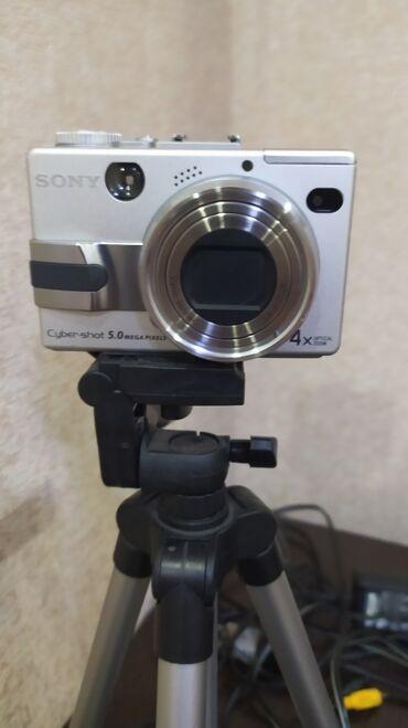 Продаю фотоаппарат.SONY mpegMOVIE VX DSC-V1.Фотоаппарат в идеальном