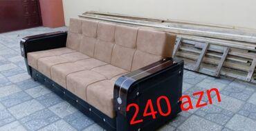 6524 elan | DIVANLAR: Künc divanlar və digər modellər. Kitab şəklində açılır yatağ olur