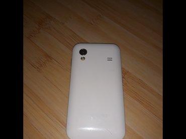 Mobilni telefoni   Tutin: Samsun galaxy Ace S5830I. Sve radi. u crnoj boji jedan, drugi bijeli