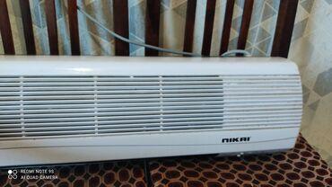 Hava hokkeyi - Azərbaycan: Qizdirici satilir. Mini kondisioner kimidir. Pultla işleyir. Hem isti