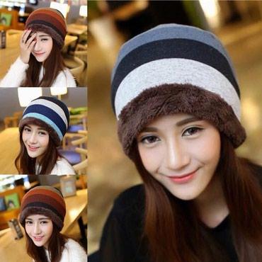 Оригинальные шапки-шарфы в Бишкек