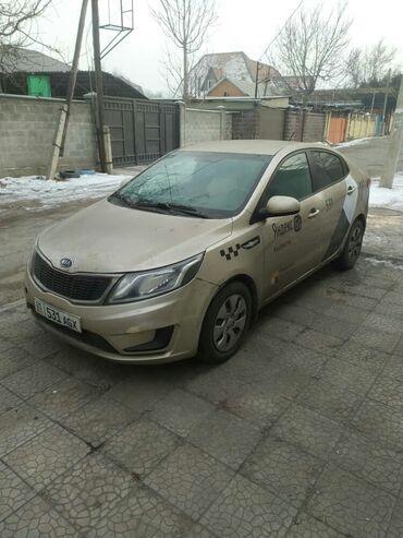 Продажа бензовоз - Кыргызстан: Kia Rio 1.4 л. 2012